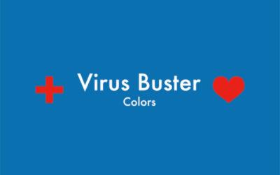 除菌剤ウイルスバスターカラーズ 安定化二酸化塩素